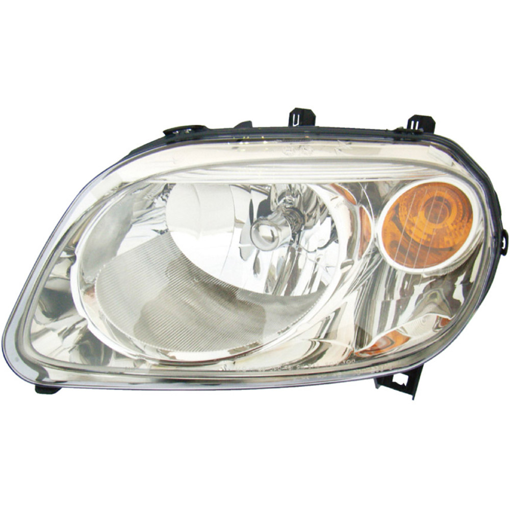 Chevrolet HHR                            Headlight AssemblyHeadlight Assembly