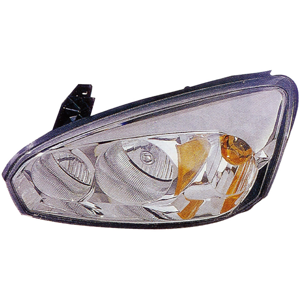 Chevrolet Malibu                         Headlight AssemblyHeadlight Assembly