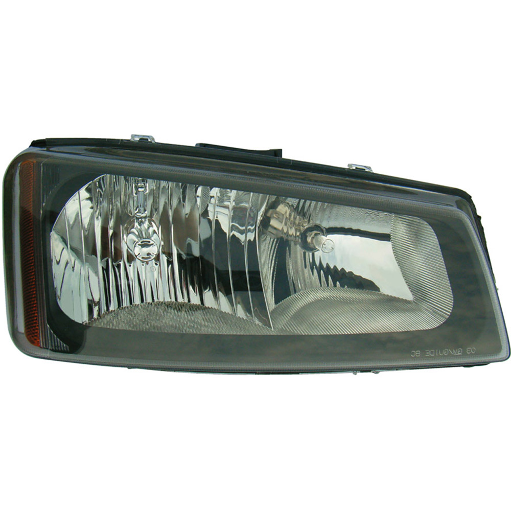 Chevrolet Silverado                      Headlight AssemblyHeadlight Assembly