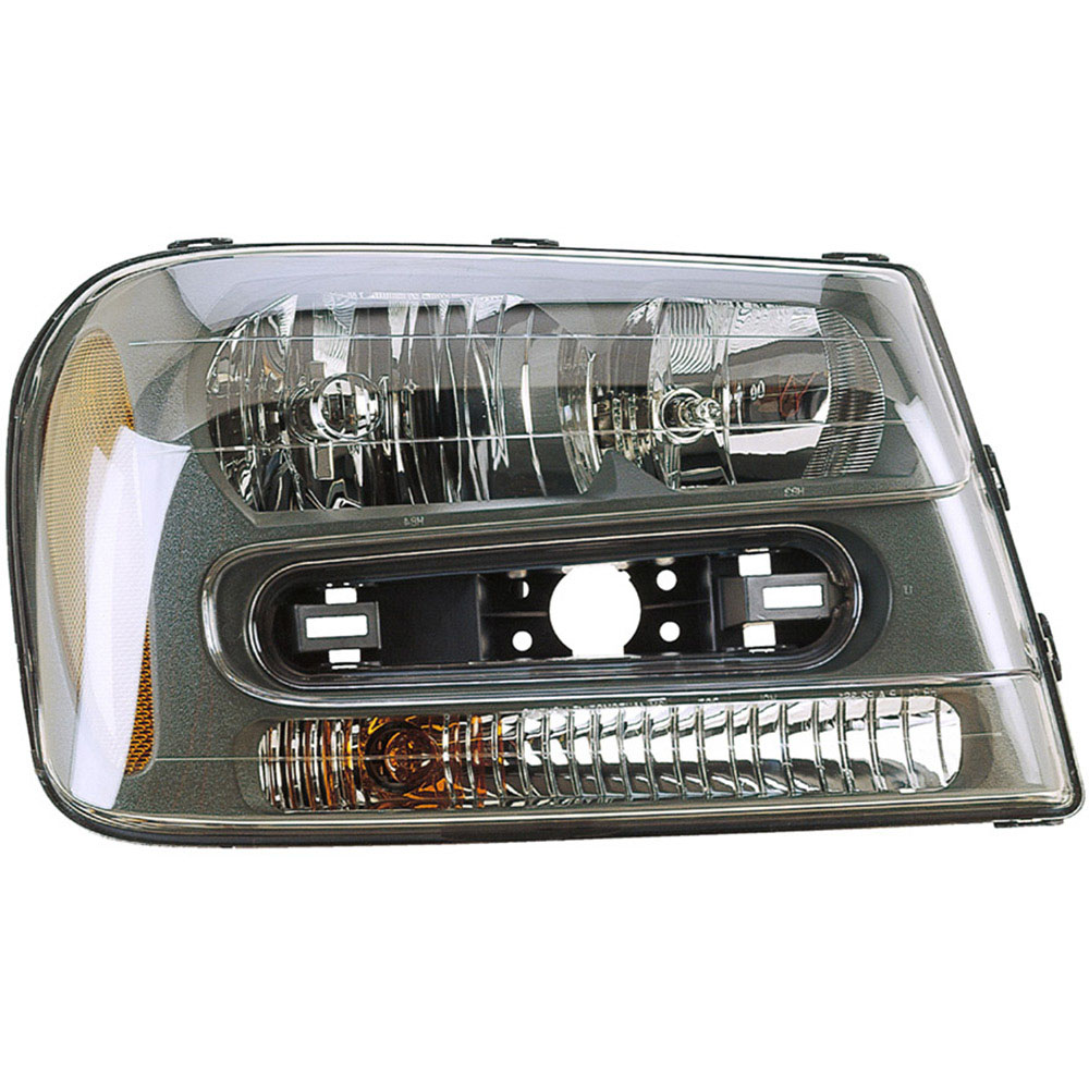 Chevrolet Trailblazer                    Headlight AssemblyHeadlight Assembly