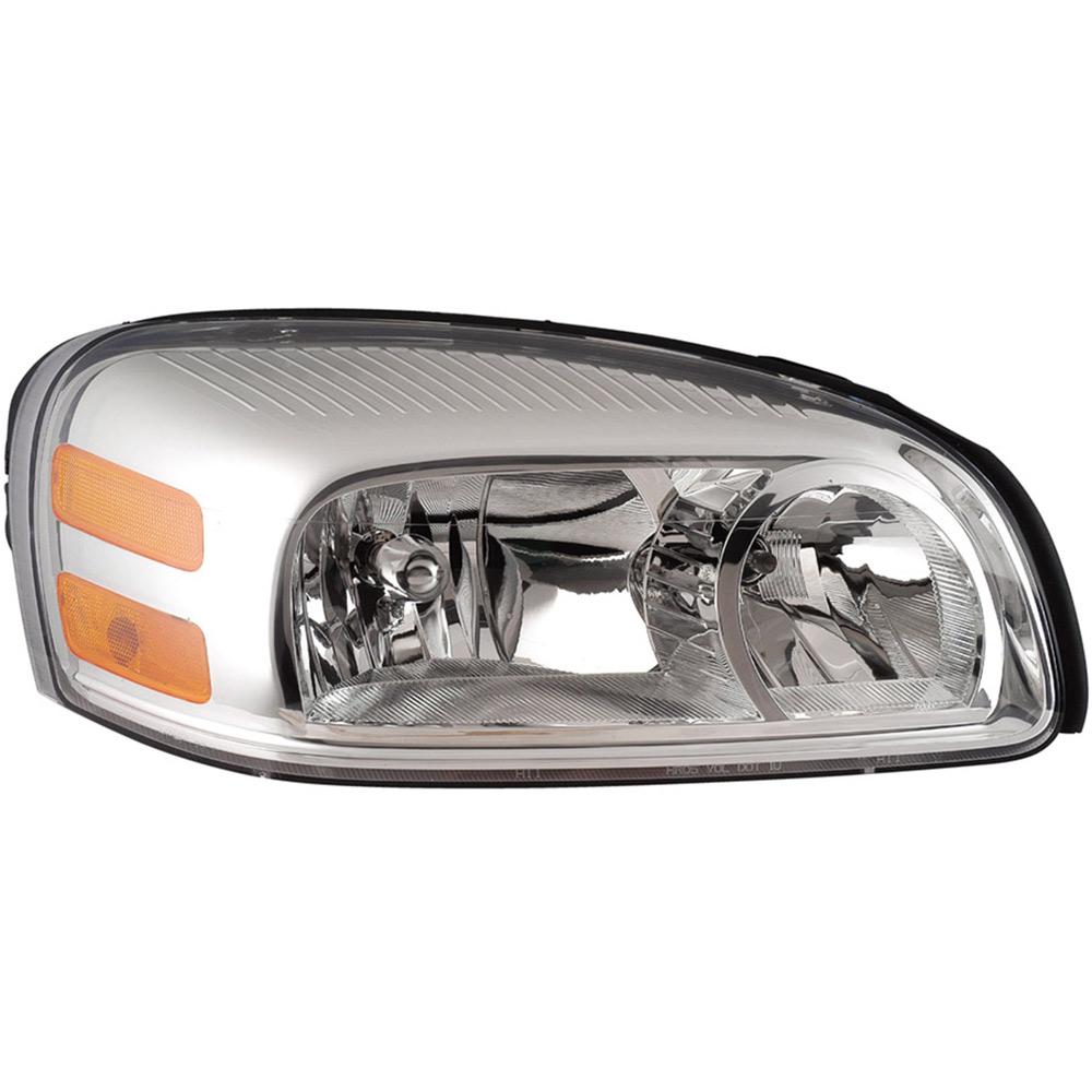 Chevrolet Uplander                       Headlight Assembly