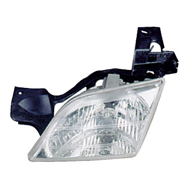 Pontiac Montana                        Headlight Assembly