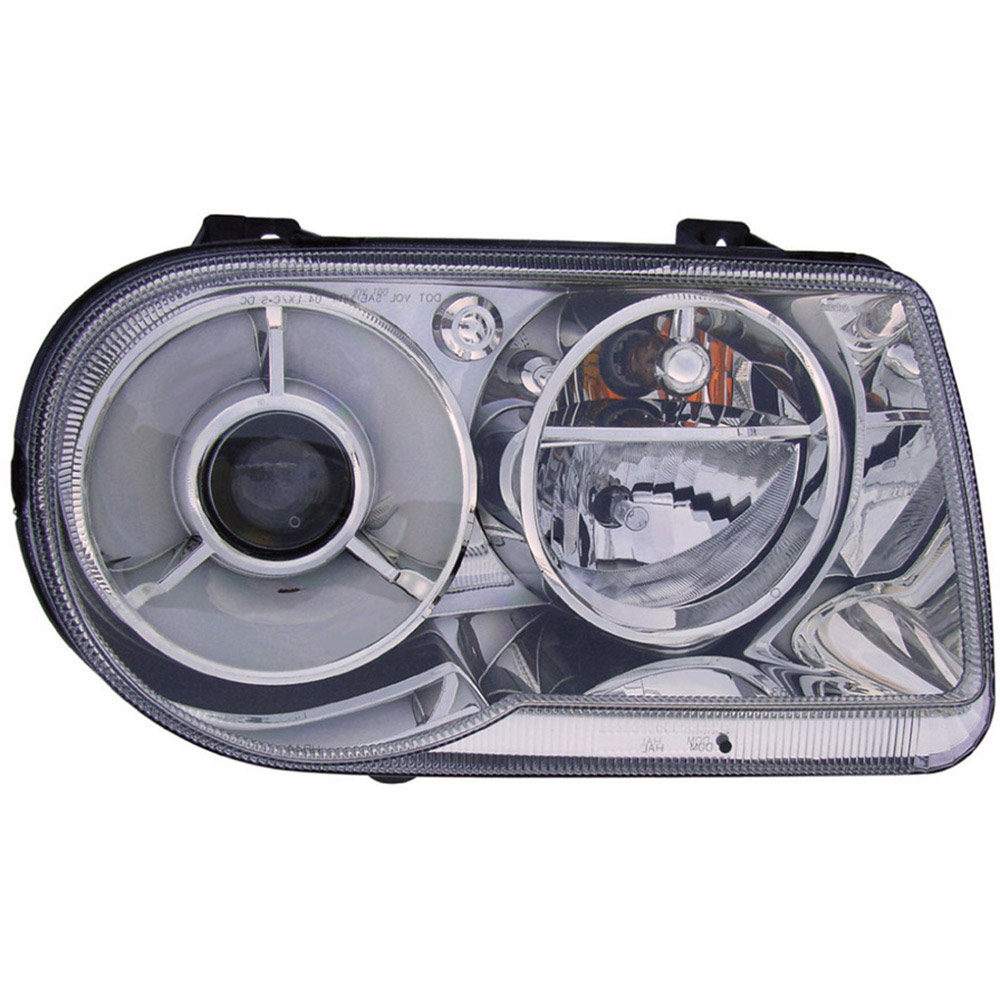 Chrysler 300M                           Headlight Assembly