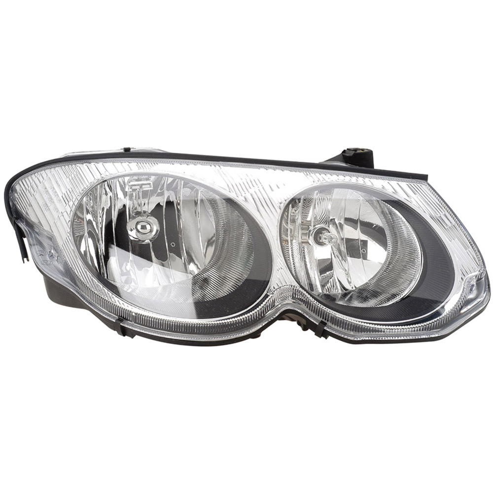 Chrysler 300M                           Headlight AssemblyHeadlight Assembly