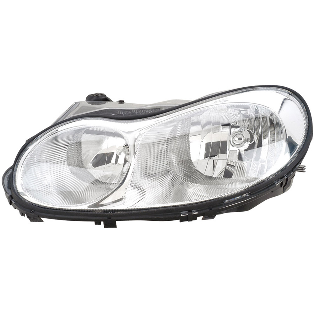 Chrysler Concorde                       Headlight AssemblyHeadlight Assembly