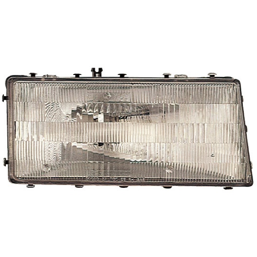 Plymouth Acclaim                        Headlight AssemblyHeadlight Assembly