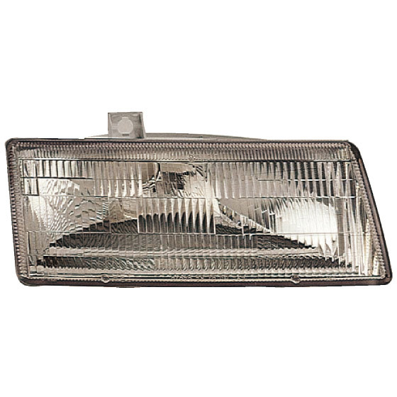 Plymouth Voyager                        Headlight AssemblyHeadlight Assembly