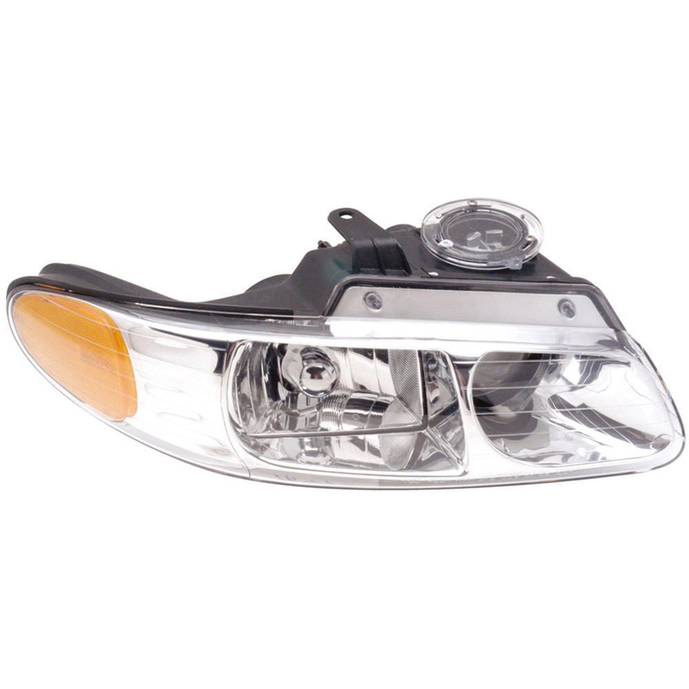 Dodge Grand Caravan                  Headlight AssemblyHeadlight Assembly