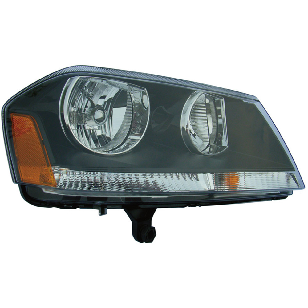 Dodge Avenger                        Headlight AssemblyHeadlight Assembly