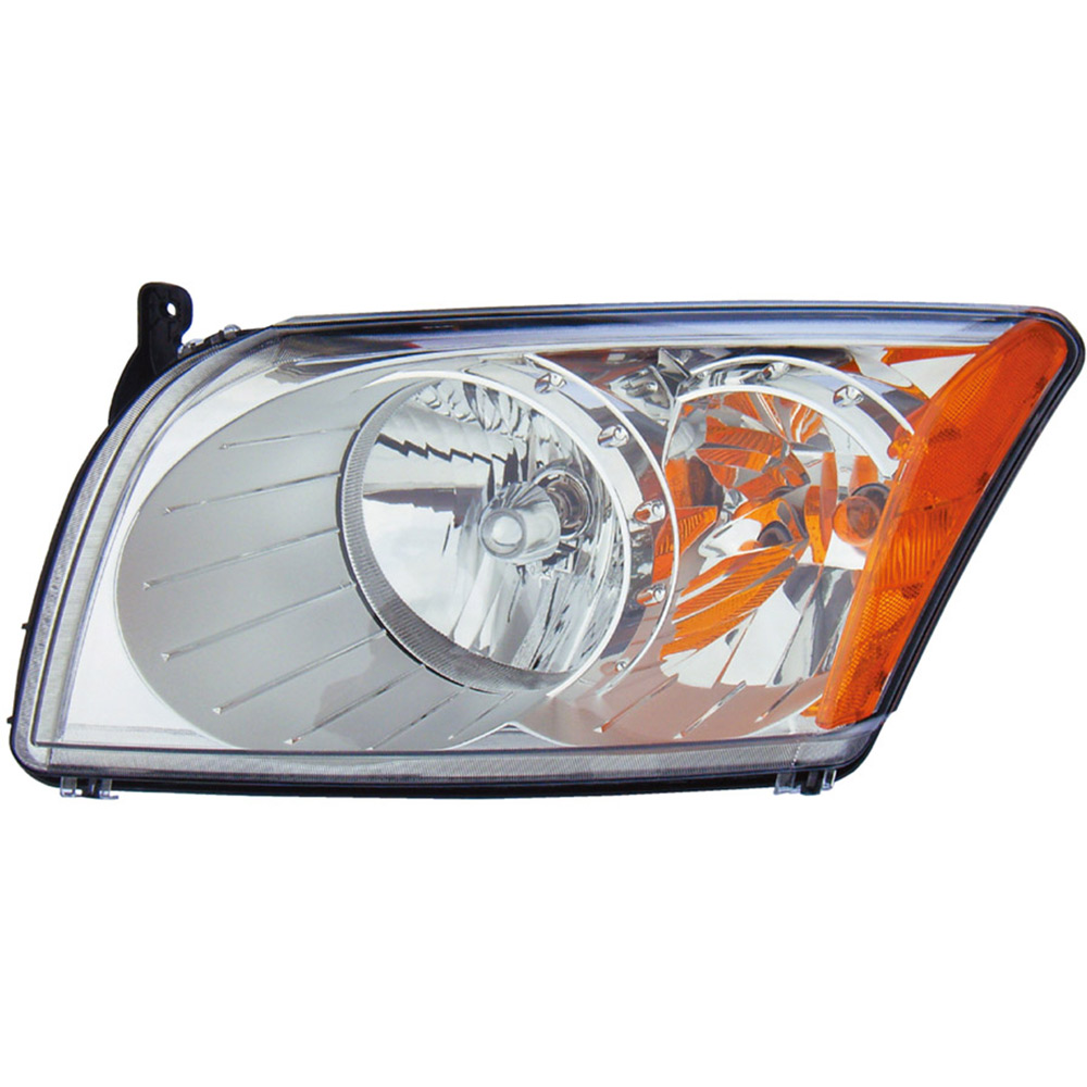 Dodge Caliber                        Headlight AssemblyHeadlight Assembly