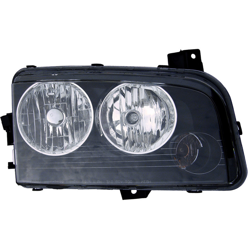 Dodge Charger                        Headlight AssemblyHeadlight Assembly