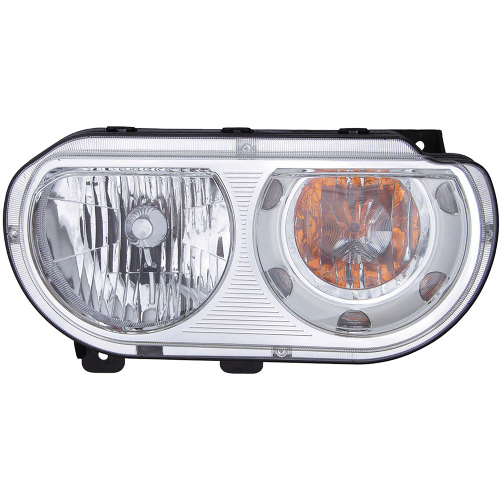 Dodge Challenger                     Headlight Assembly