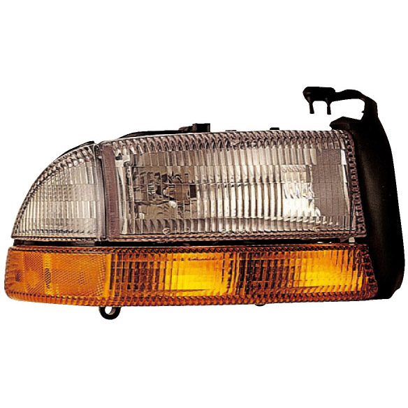 Dodge Durango                        Headlight Assembly