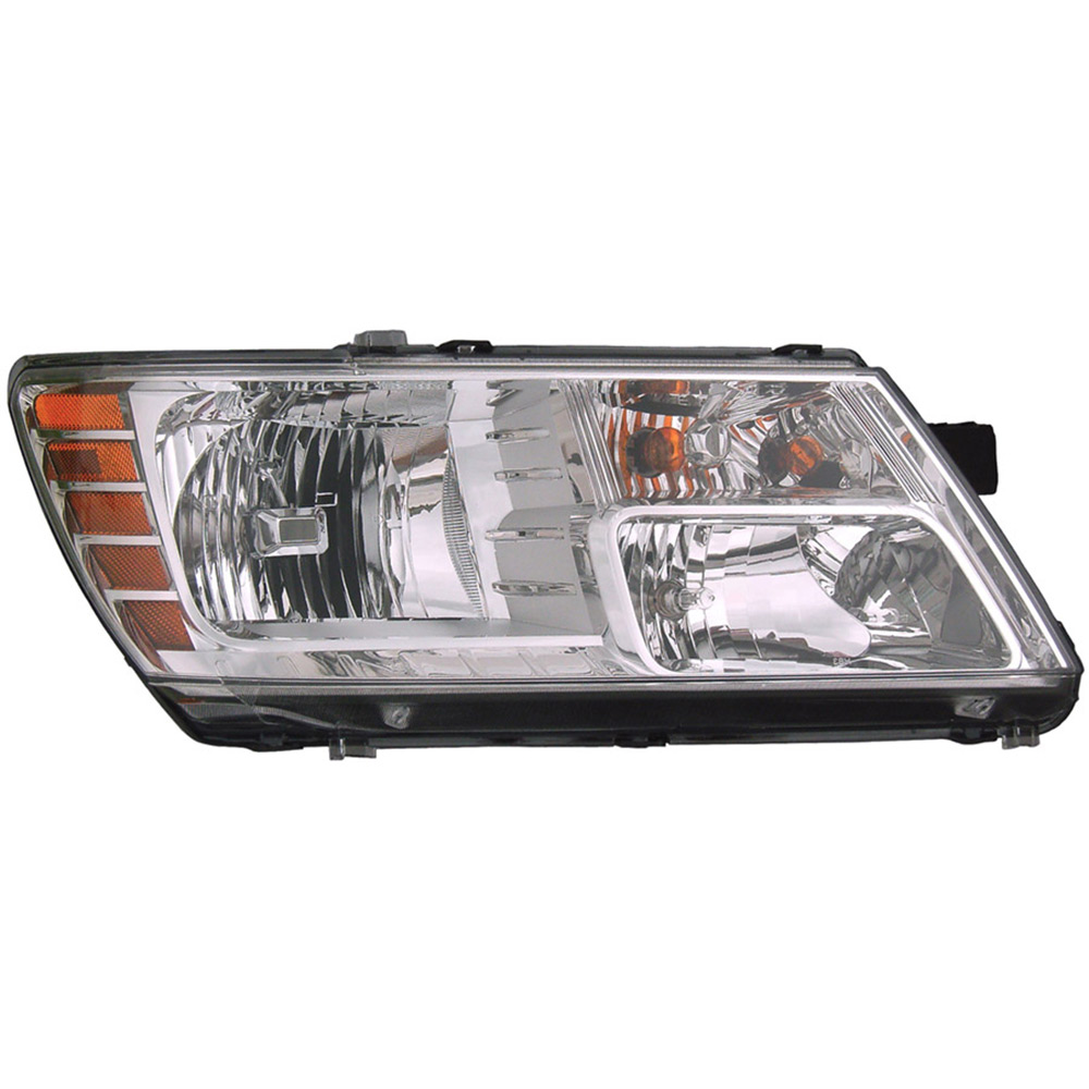 Dodge Journey                        Headlight Assembly