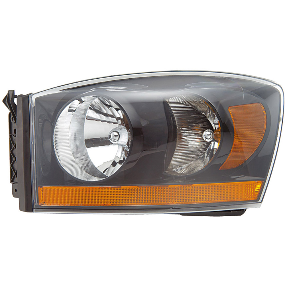 Dodge Ramcharger                     Headlight AssemblyHeadlight Assembly