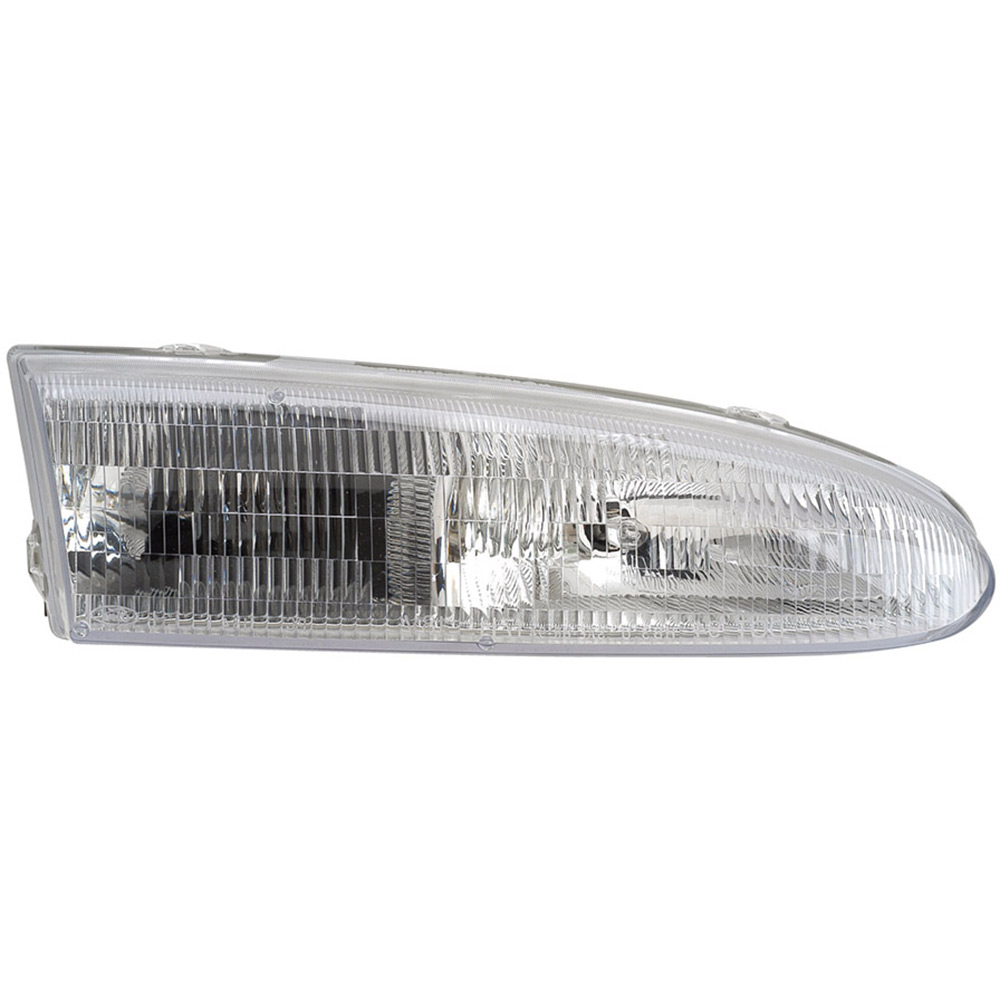 Ford Contour                        Headlight AssemblyHeadlight Assembly