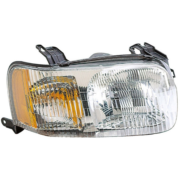 Ford Escape                         Headlight Assembly
