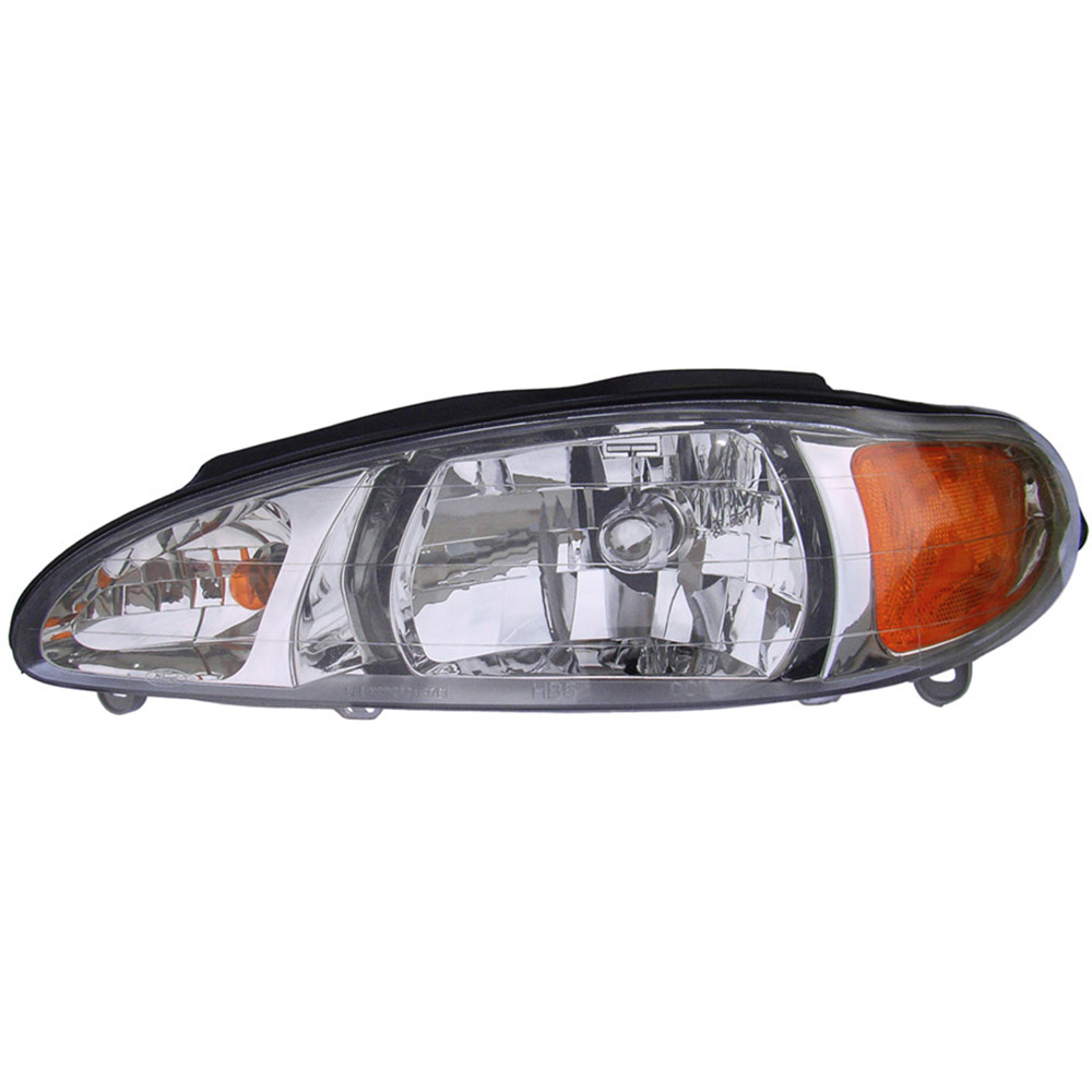 Mercury Tracer                         Headlight AssemblyHeadlight Assembly