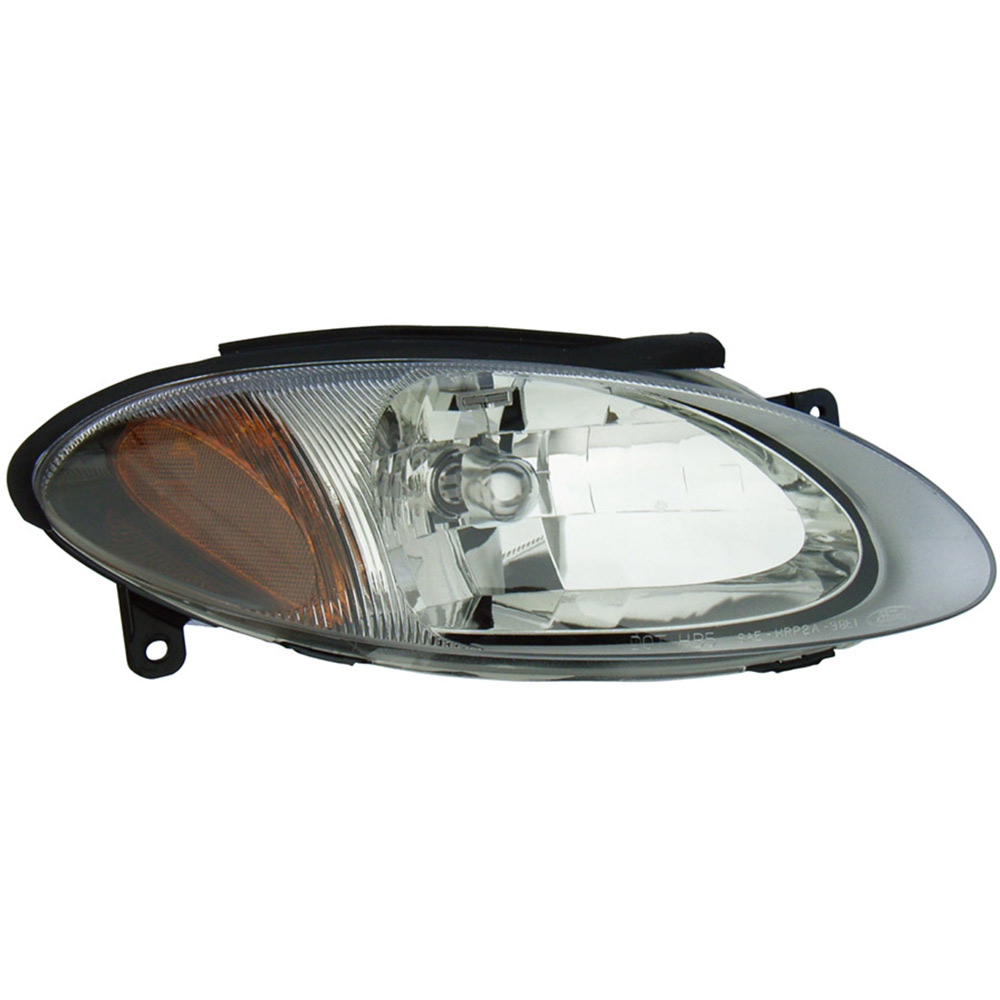 Ford Escort                         Headlight AssemblyHeadlight Assembly