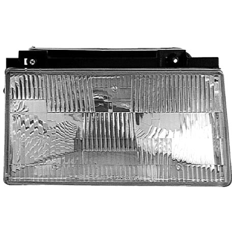 Ford Tempo                          Headlight AssemblyHeadlight Assembly