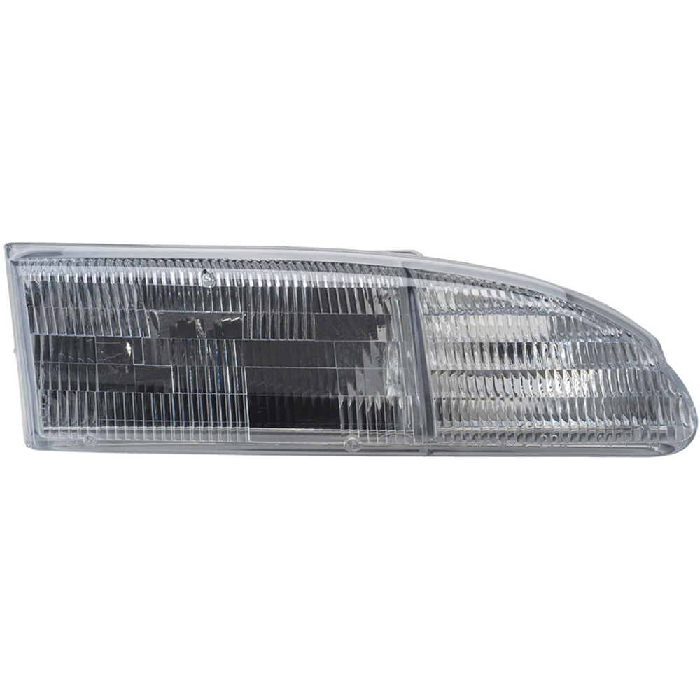 Ford Thunderbird                    Headlight AssemblyHeadlight Assembly