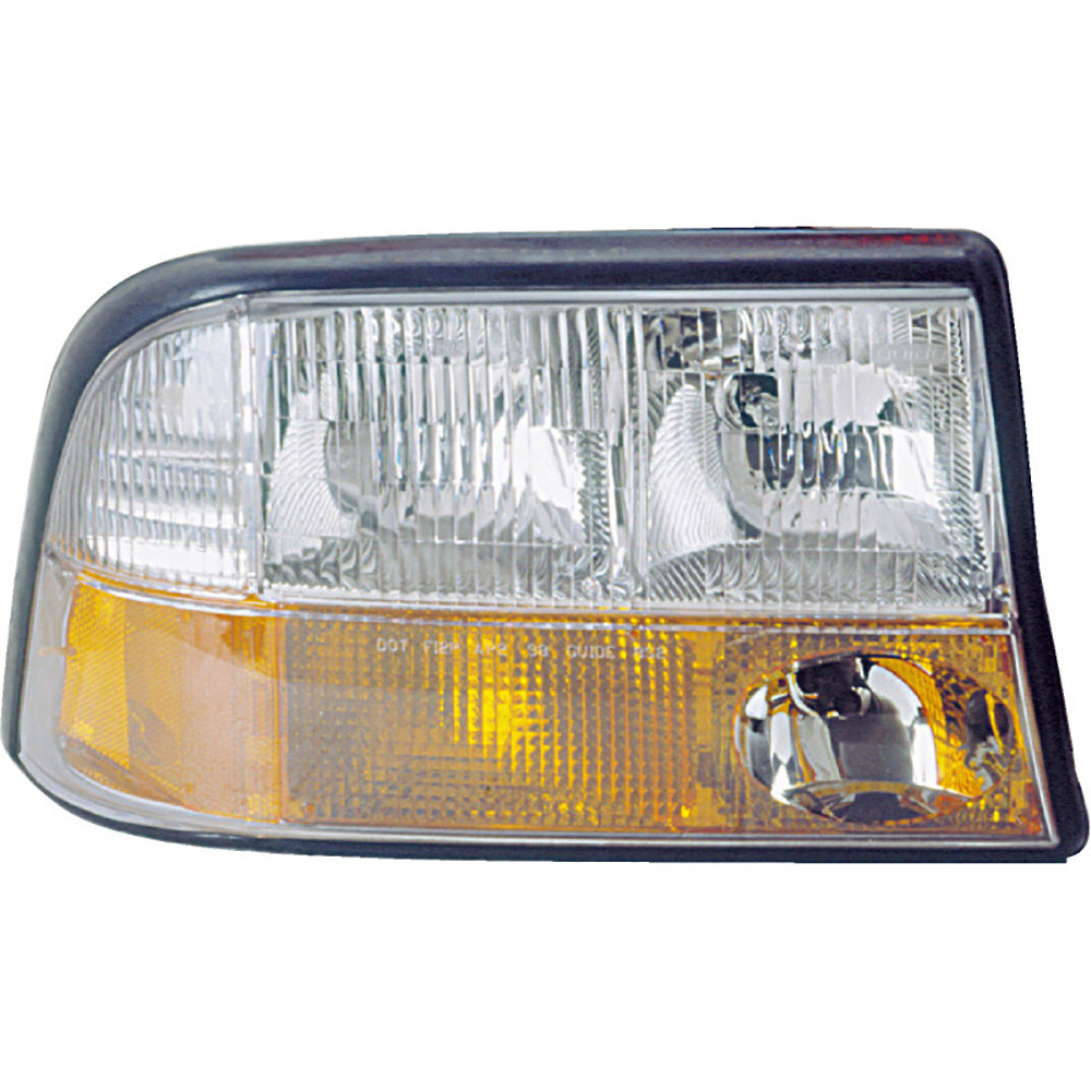 Oldsmobile Bravada                        Headlight AssemblyHeadlight Assembly