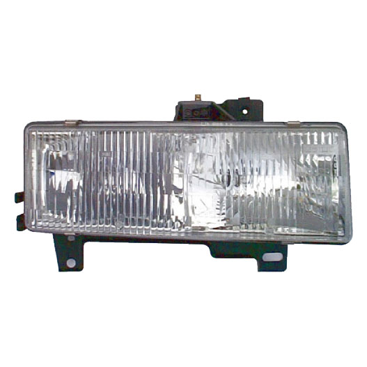 GMC Sierra                         Headlight AssemblyHeadlight Assembly