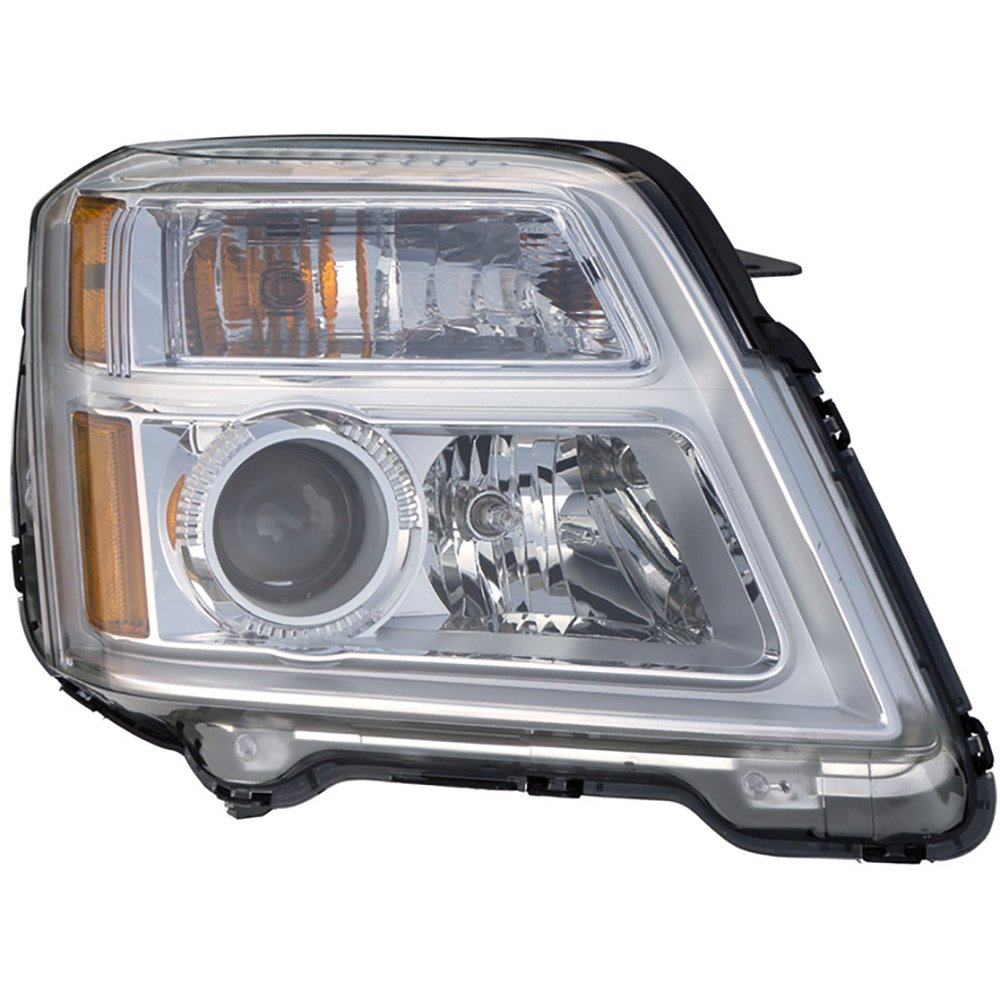 GMC Terrain                        Headlight AssemblyHeadlight Assembly