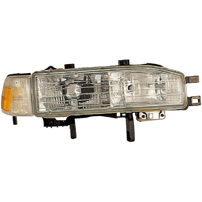 Honda Accord                         Headlight Assembly