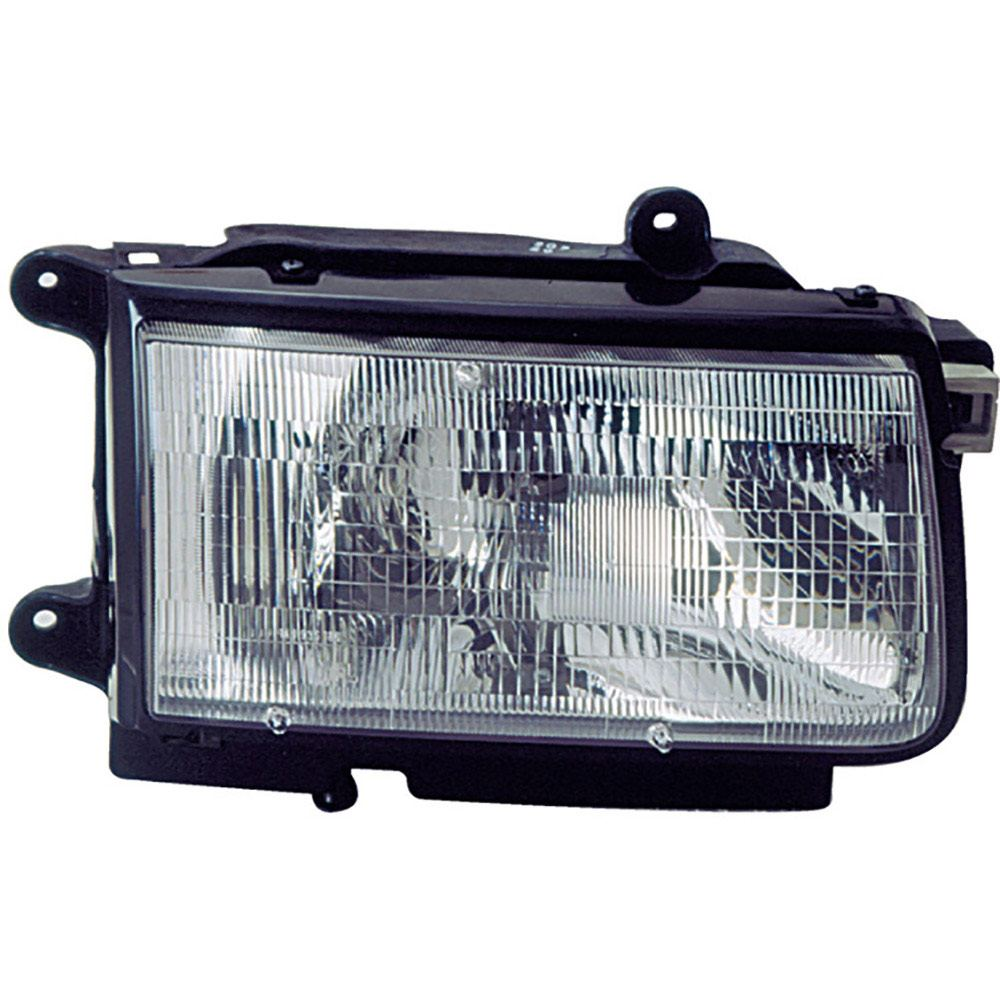 Isuzu Amigo Parts From Car Warehouse 1999 Water Pump Headlight Assembly