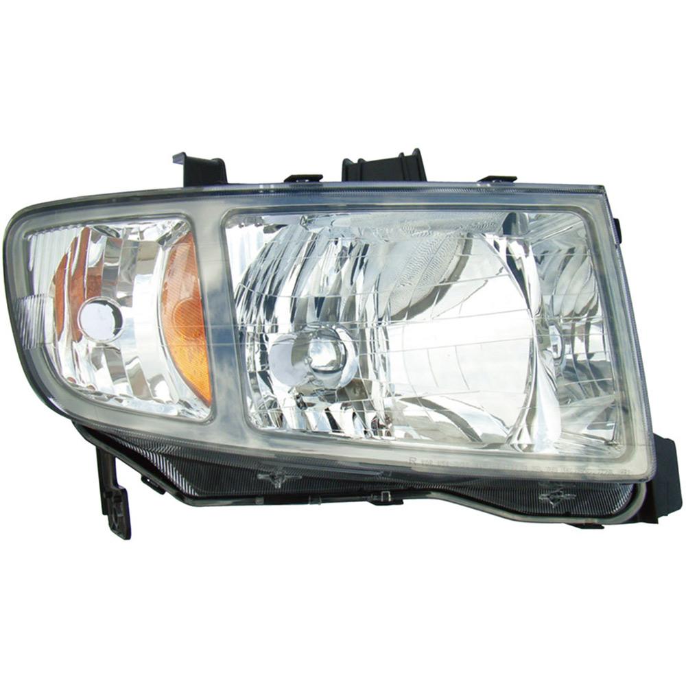 Honda Ridgeline                      Headlight AssemblyHeadlight Assembly