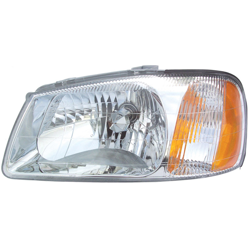 Hyundai Accent                         Headlight AssemblyHeadlight Assembly