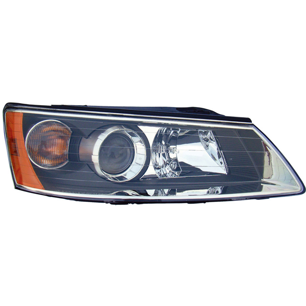 Hyundai Sonata                         Headlight AssemblyHeadlight Assembly