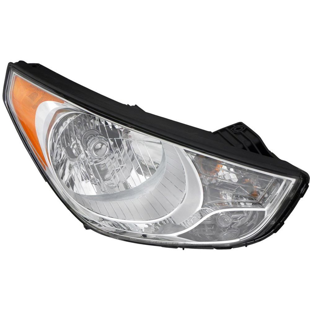 Hyundai Tucson                         Headlight AssemblyHeadlight Assembly