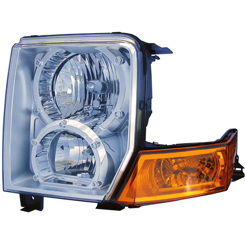 Jeep Commander                      Headlight AssemblyHeadlight Assembly
