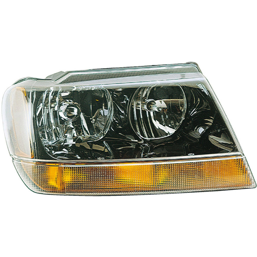 Jeep Grand Cherokee                 Headlight Assembly