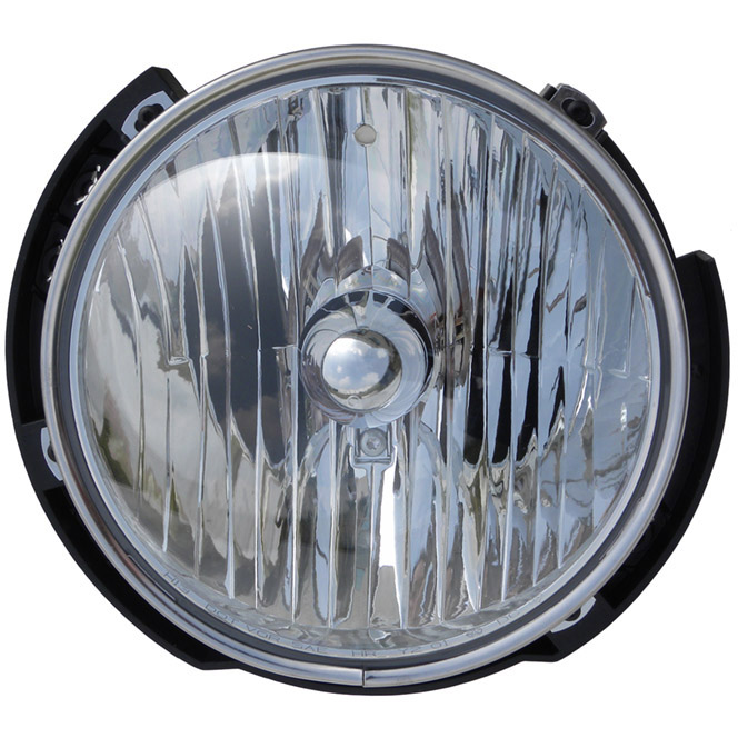 Jeep Wrangler                       Headlight AssemblyHeadlight Assembly