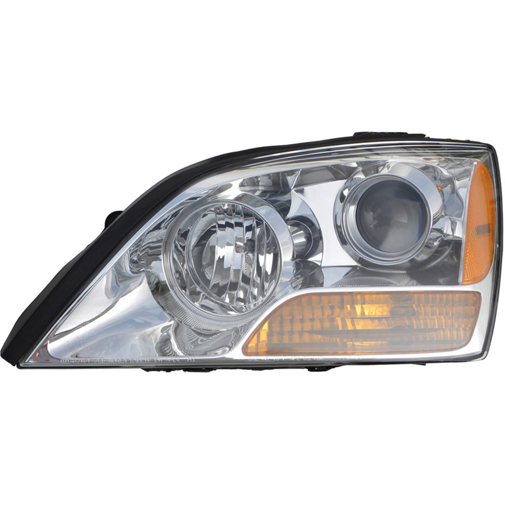 Kia Sorento                        Headlight AssemblyHeadlight Assembly