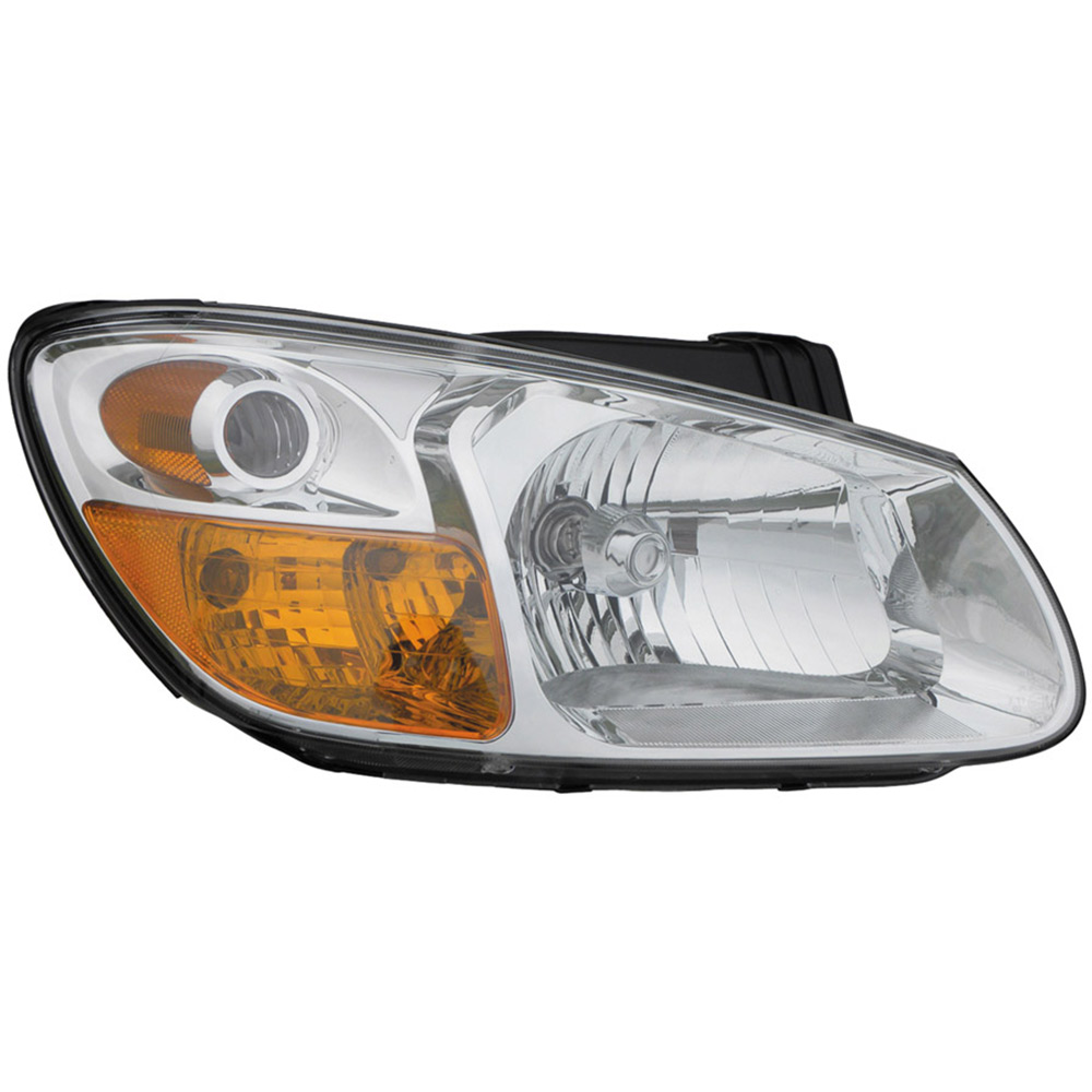 Kia Spectra                        Headlight AssemblyHeadlight Assembly