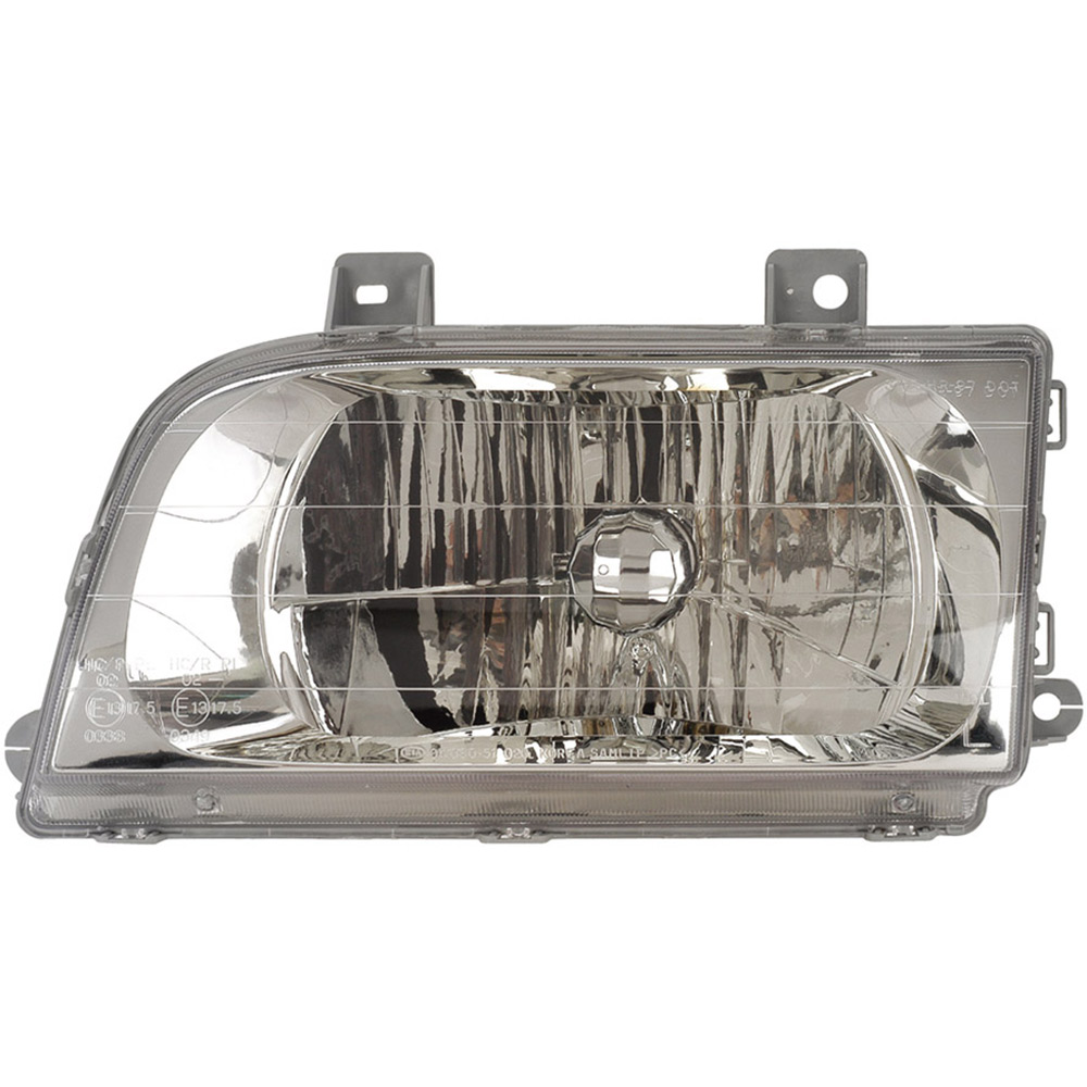 Kia Sportage                       Headlight AssemblyHeadlight Assembly