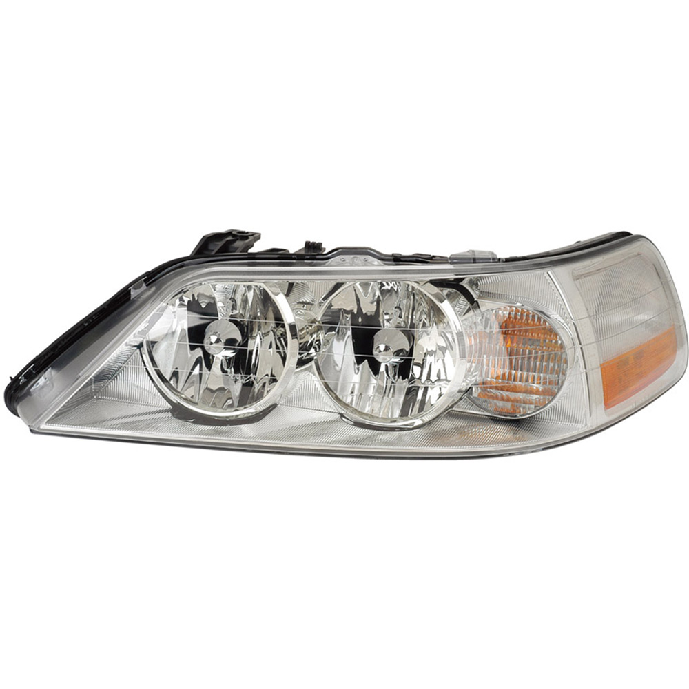 Lincoln Towncar Headlight Assembly