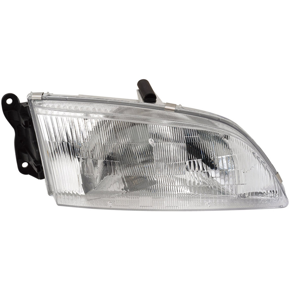 Mazda 626                            Headlight AssemblyHeadlight Assembly