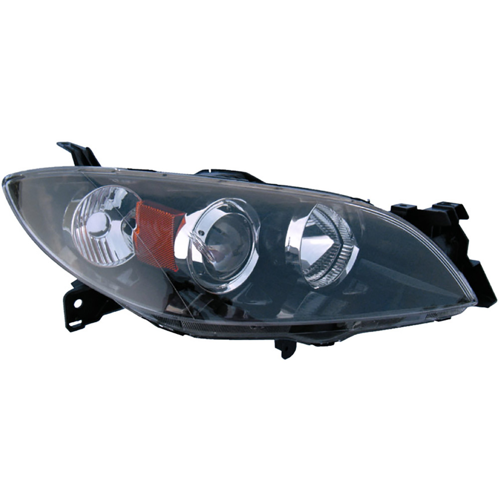 Mazda 3                              Headlight AssemblyHeadlight Assembly
