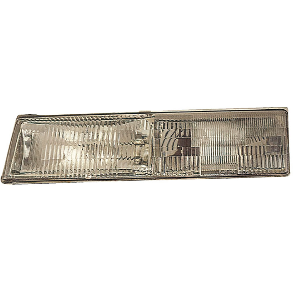 Mercury Grand Marquis                  Headlight AssemblyHeadlight Assembly