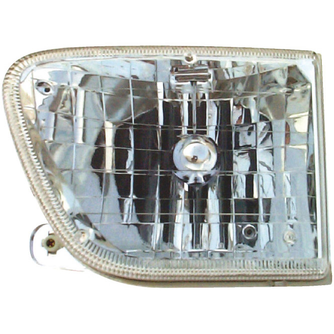 Mercury Mountaineer                    Headlight AssemblyHeadlight Assembly