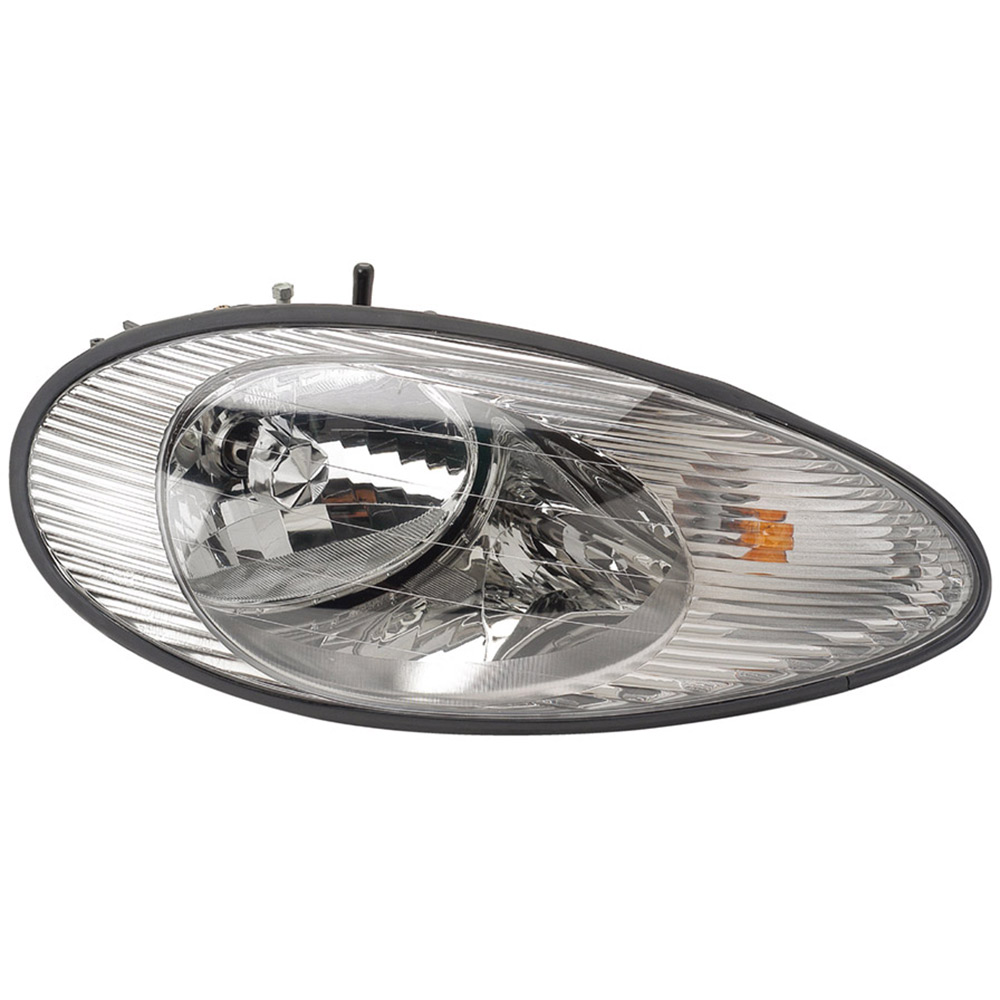 Mercury Sable                          Headlight AssemblyHeadlight Assembly