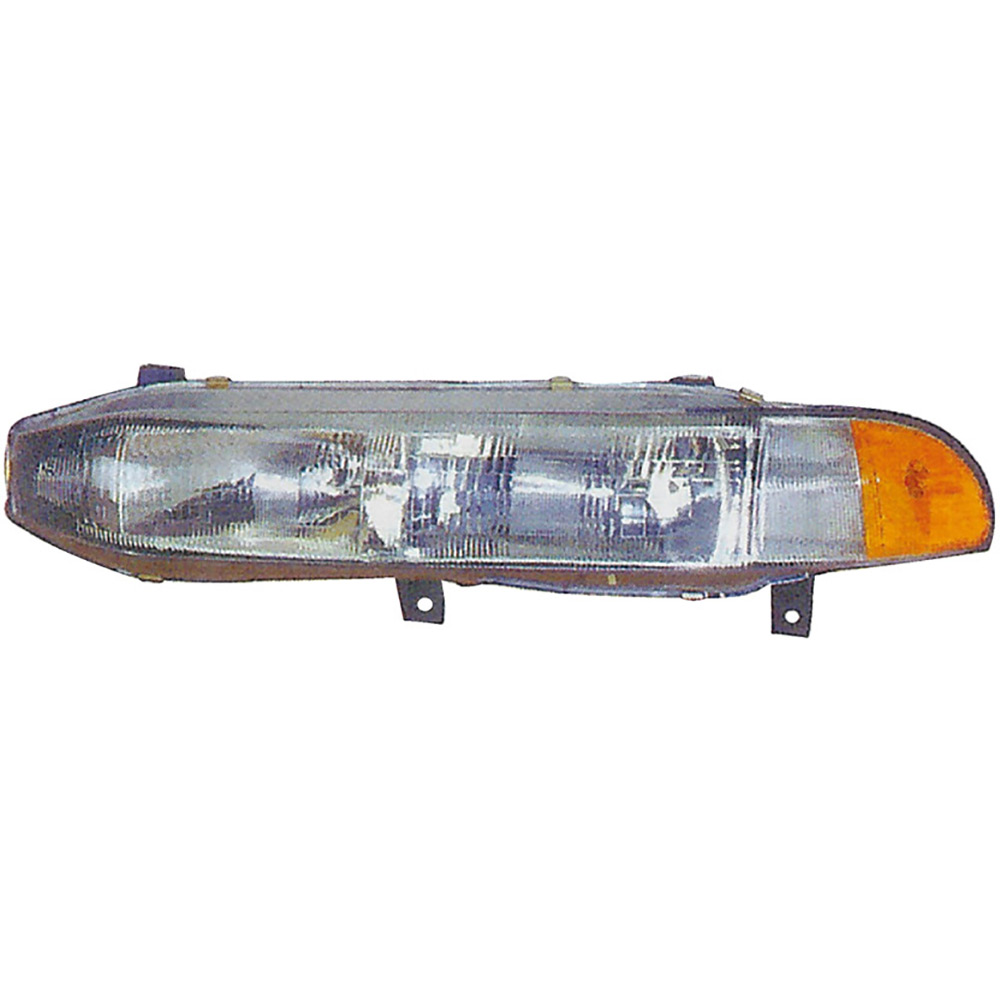 Mitsubishi Galant                         Headlight AssemblyHeadlight Assembly