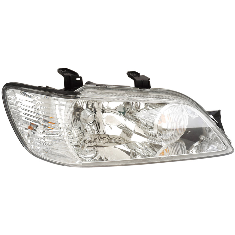 Mitsubishi Lancer                         Headlight Assembly