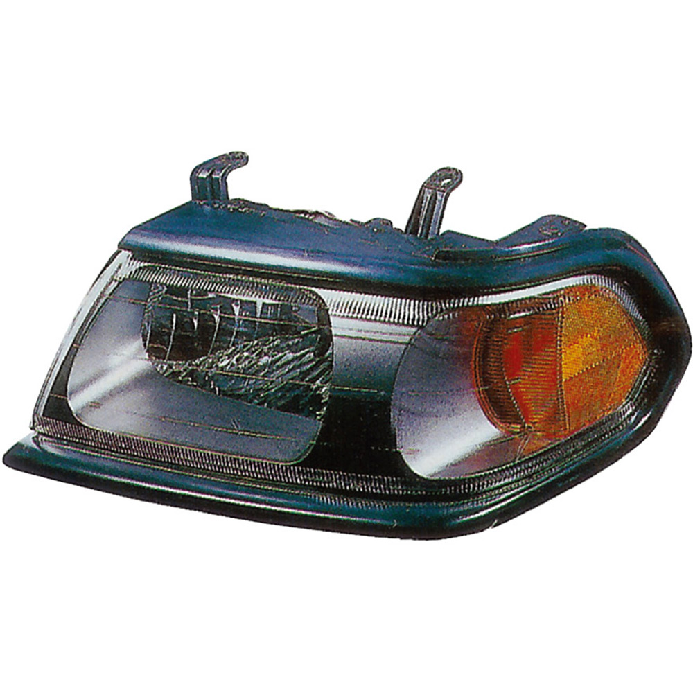 Mitsubishi Montero                        Headlight AssemblyHeadlight Assembly