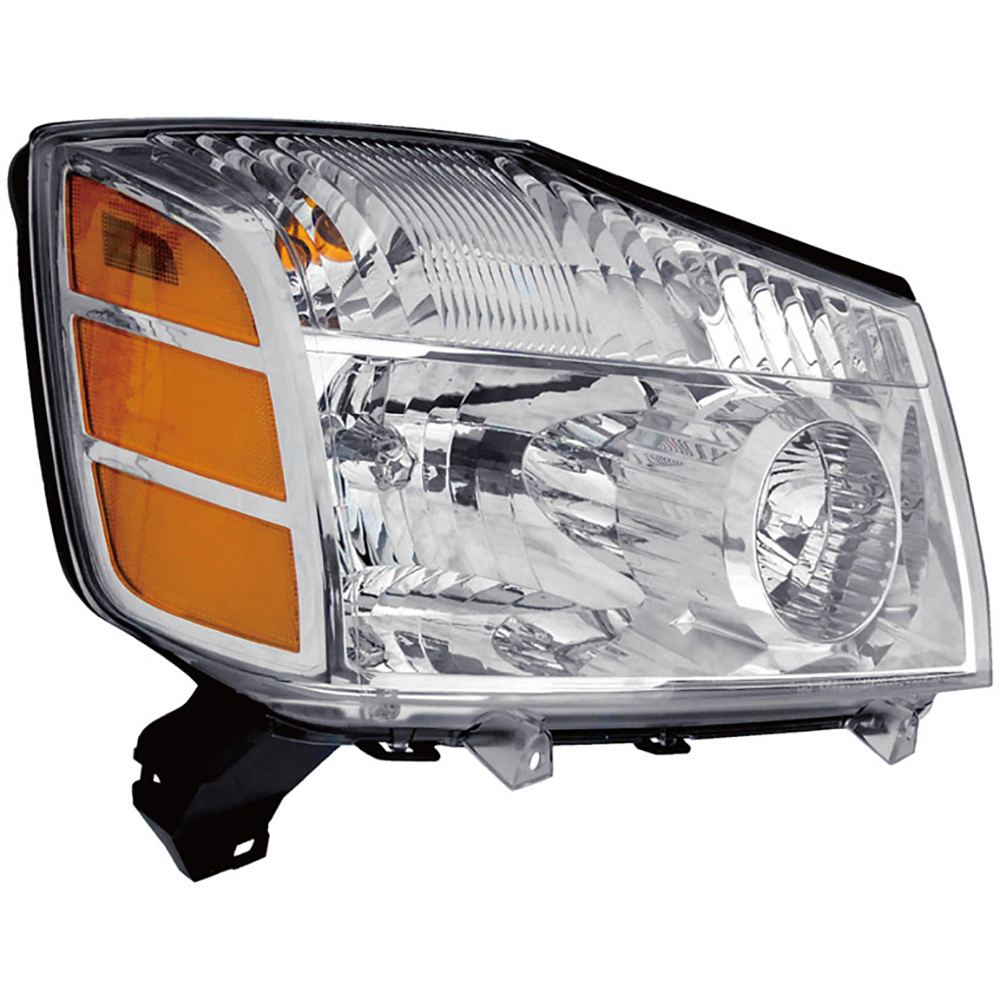 Nissan Armada                         Headlight Assembly